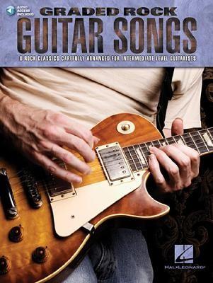 Graded Rock Guitar Songs -