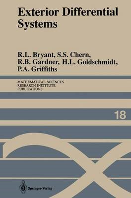 Exterior Differential Systems -