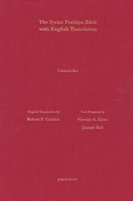 1 & 2 Chronicles According to the Syriac Peshitta Version with English Translation -