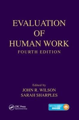 Evaluation of Human Work -
