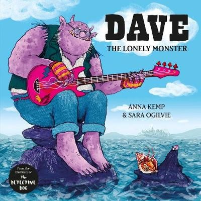 Dave the Lonely Monster - pr_380142