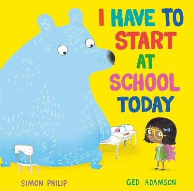 I Have to Start at School Today - pr_1784014