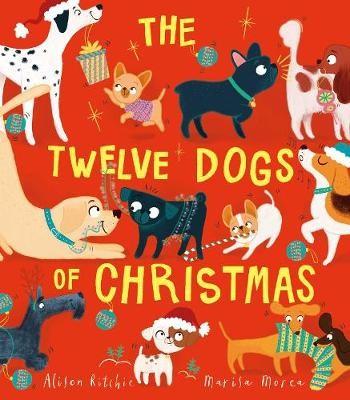 The Twelve Dogs of Christmas - pr_119538
