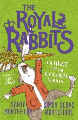 The Royal Rabbits: The Hunt for the Golden Carrot -
