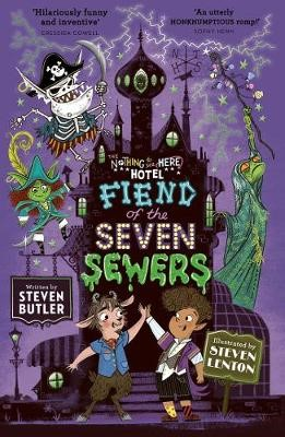 Fiend of the Seven Sewers -