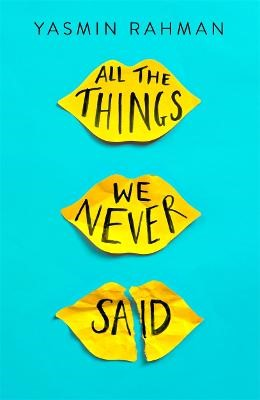All the Things We Never Said - pr_120094