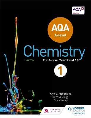 AQA A Level Chemistry Student Book 1 - pr_333961