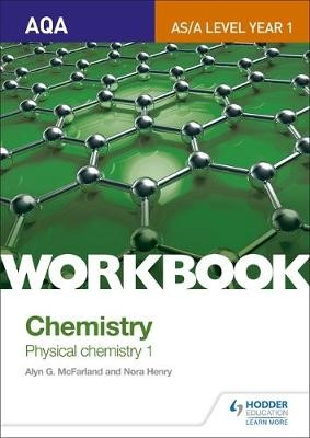 AQA AS/A Level Year 1 Chemistry Workbook: Physical chemistry 1 - pr_332451