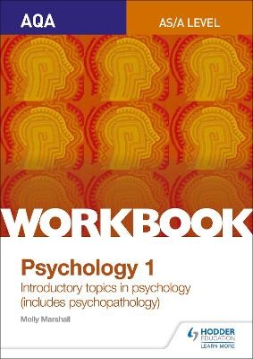 AQA Psychology for A Level Workbook 1 -
