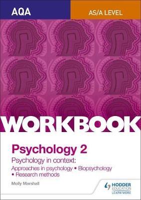 AQA Psychology for A Level Workbook 2 -