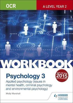 OCR Psychology for A Level Workbook 3 - pr_133987