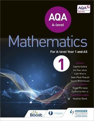 AQA A Level Mathematics Year 1 (AS) - pr_332494