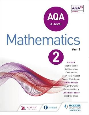 AQA A Level Mathematics Year 2 - pr_332499