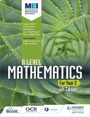 MEI A Level Mathematics Year 2 4th Edition - pr_332503