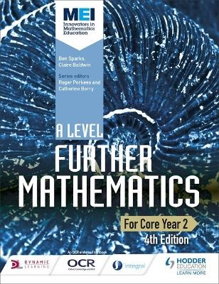 MEI A Level Further Mathematics Core Year 2 4th Edition - pr_332508