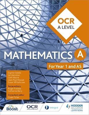 OCR A Level Mathematics Year 1 (AS) - pr_332445