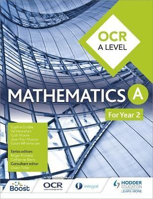 OCR A Level Mathematics Year 2 - pr_332452