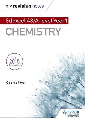 My Revision Notes: Edexcel AS Chemistry - pr_332482