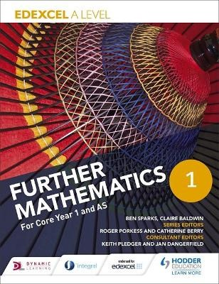 Edexcel A Level Further Mathematics Core Year 1 (AS) - pr_332518