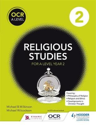 OCR Religious Studies A Level Year 2 - pr_134007