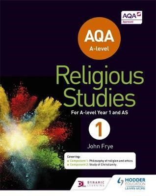 AQA A-level Religious Studies Year 1: Including AS - pr_135526