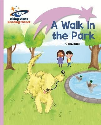 Reading Planet - A Walk in the Park - Lilac: Lift-off - pr_209785