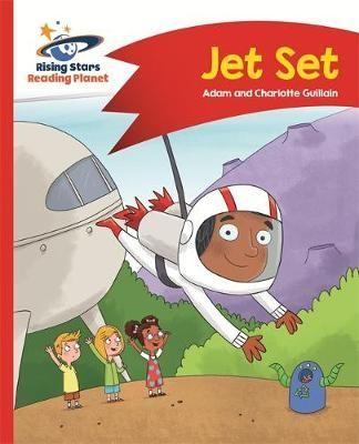 Reading Planet - Jet Set - Red A: Comet Street Kids - pr_31221