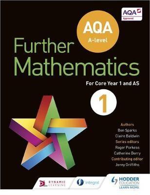 AQA A Level Further Mathematics Core Year 1 (AS) - pr_332554