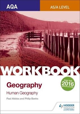 AQA AS/A-Level Geography Workbook 2: Human Geography - pr_332559