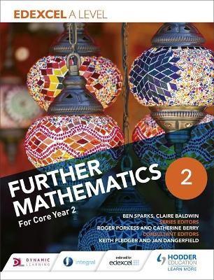 Edexcel A Level Further Mathematics Core Year 2 - pr_334038