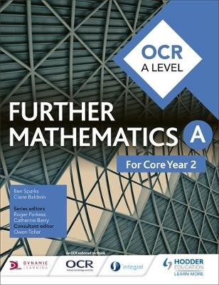 OCR A Level Further Mathematics Core Year 2 - pr_332576