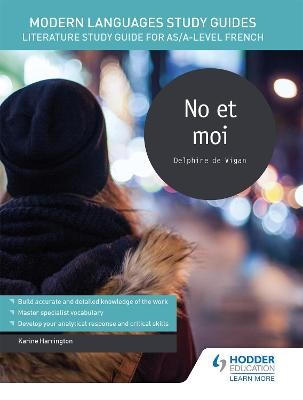 Modern Languages Study Guides: No et moi - pr_417382
