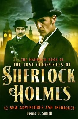 The Mammoth Book of The Lost Chronicles of Sherlock Holmes - pr_1747313