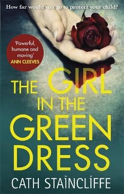 The Girl in the Green Dress -