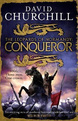 Conqueror (Leopards of Normandy 3) -