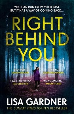Right Behind You -
