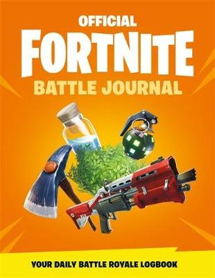 FORTNITE Official: Battle Journal -