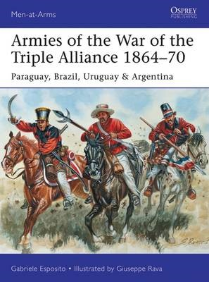 Armies of the War of the Triple Alliance 1864-70 -
