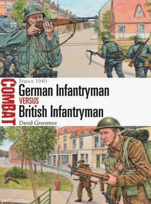 German Infantryman vs British Infantryman - pr_19207