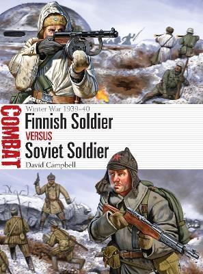Finnish Soldier vs Soviet Soldier -
