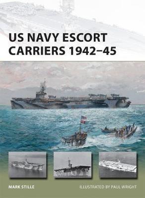 US Navy Escort Carriers 1942-45 -
