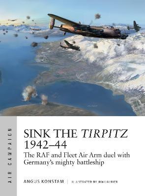 Sink the Tirpitz 1942-44 -