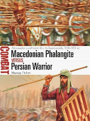 Macedonian Phalangite vs Persian Warrior - pr_372710