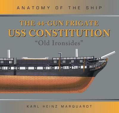 The 44-Gun Frigate USS Constitution 'Old Ironsides' - pr_26828