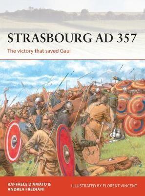 Strasbourg AD 357 -