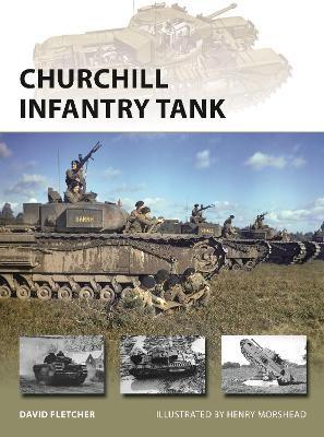 Churchill Infantry Tank - pr_386329