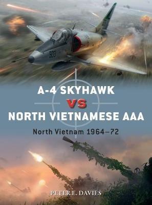 A-4 Skyhawk vs North Vietnamese AAA -
