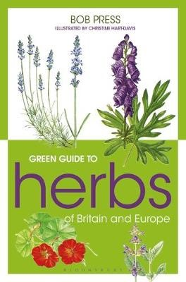Green Guide to Herbs Of Britain And Europe - pr_19369