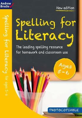 Spelling for Literacy for ages 5-6 - pr_35175