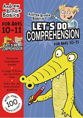 Let's do Comprehension 10-11 -